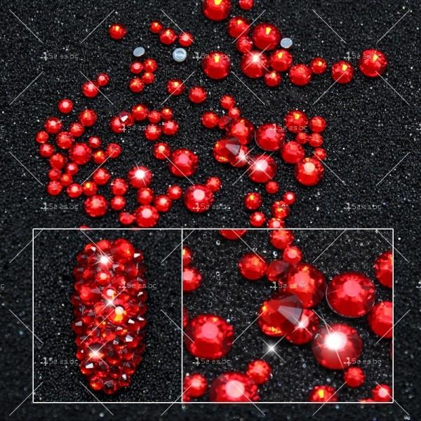 Блестящи кристали за декорация на нокти ZJY51 22
