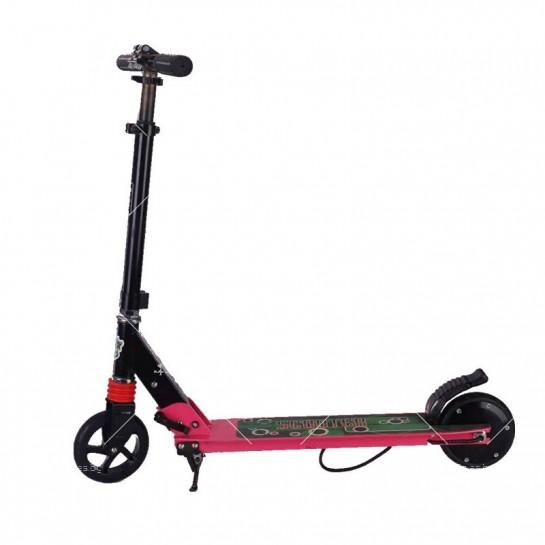 Сгъваем олекотен електрически градски скутер Hua Wei SCOOTER-4