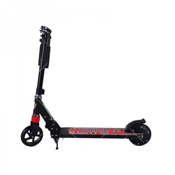 Сгъваем олекотен електрически градски скутер Hua Wei SCOOTER-4 3