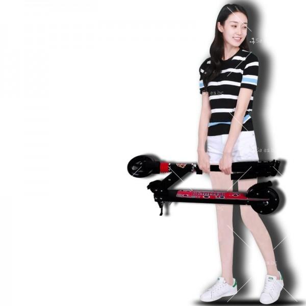 Сгъваем олекотен електрически градски скутер Hua Wei SCOOTER-4 5