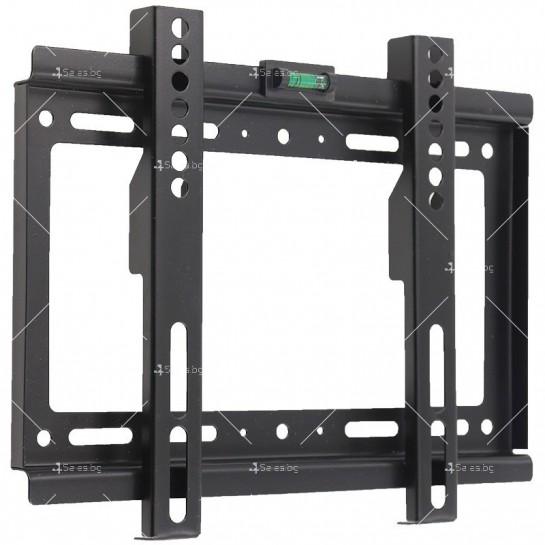 Релсова ТВ стойка за стена за екрани с резолюция 14-42 инча TV STOIK-6