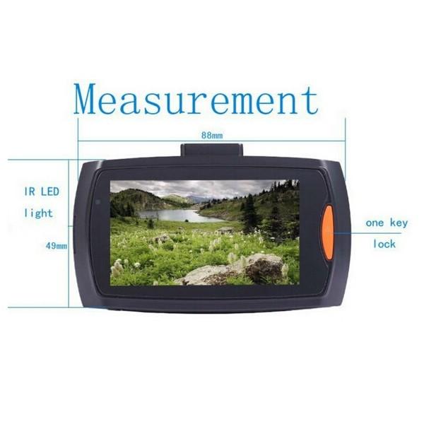 DVR за кола NOVATEK G30 96650 Full HD 1080P AC-18 Motion Detect -3Mpx 1