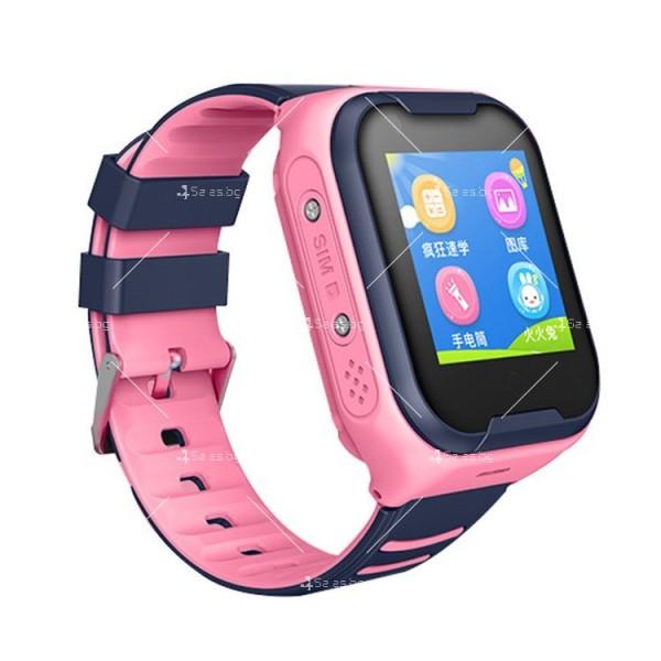 Модерен водоустойчив детски смарт часовник 4G WATCH 3