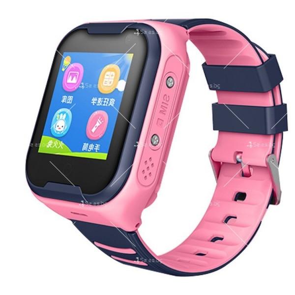 Модерен водоустойчив детски смарт часовник 4G WATCH 4
