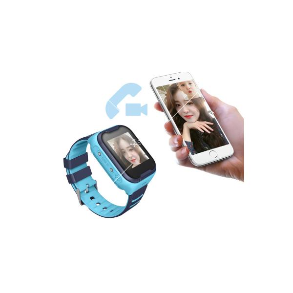 Модерен водоустойчив детски смарт часовник 4G WATCH 7