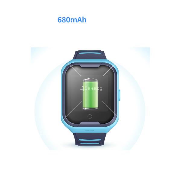 Модерен водоустойчив детски смарт часовник 4G WATCH 8