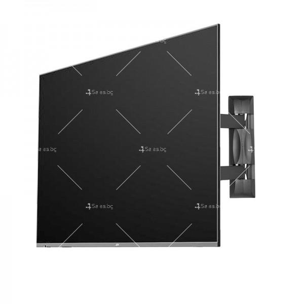 Универсална релсова ТВ стойка за стена за екрани с 32-60 инча TV STOIK-12 4