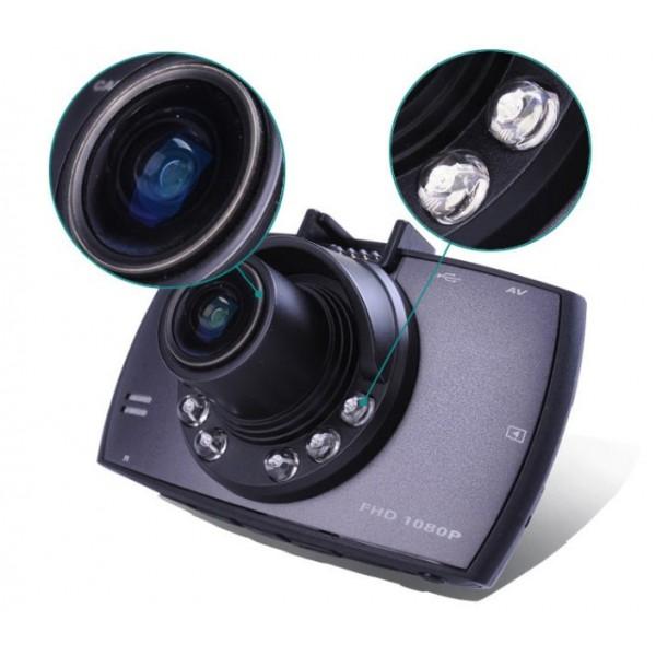 DVR за кола NOVATEK G30 96650 Full HD 1080P AC-18 Motion Detect -3Mpx 2