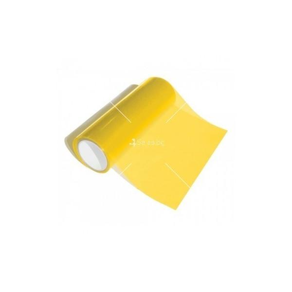 Фолио за фарове и стопове - Жълто