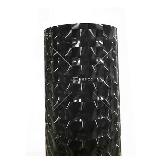Фолио за автомобил - Черно 4D 152см