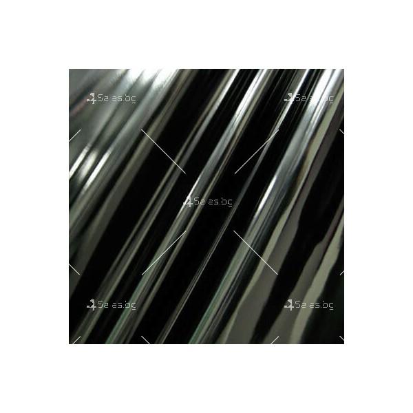 Фолио за кола - Черен Пиано Лак 1