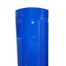 Фолио за автомобил - Син Гланц 152 см, за затъмняване на стъкла