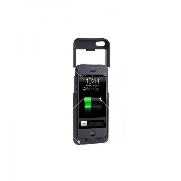 Калъф 2 в 1 с вградена батерия за Iphone 5/5S/5C TV328 2