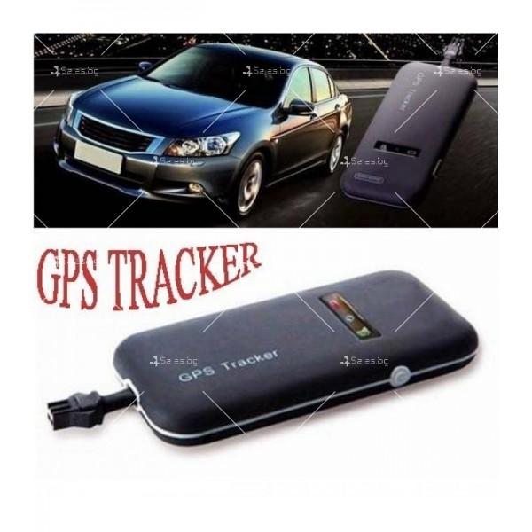 Многофункционален GPS тракер за автомобил