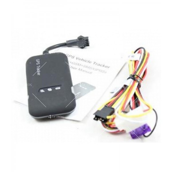Многофункционален GPS тракер за автомобил 4