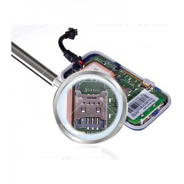 Многофункционален GPS тракер за автомобил 5