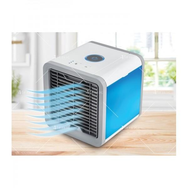 Преносим охладител за въздух с вода Арктик кулър 3 в 1 TV537 4