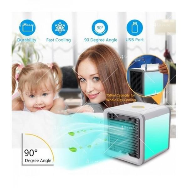 Преносим охладител за въздух с вода Арктик кулър 3 в 1 TV537 6