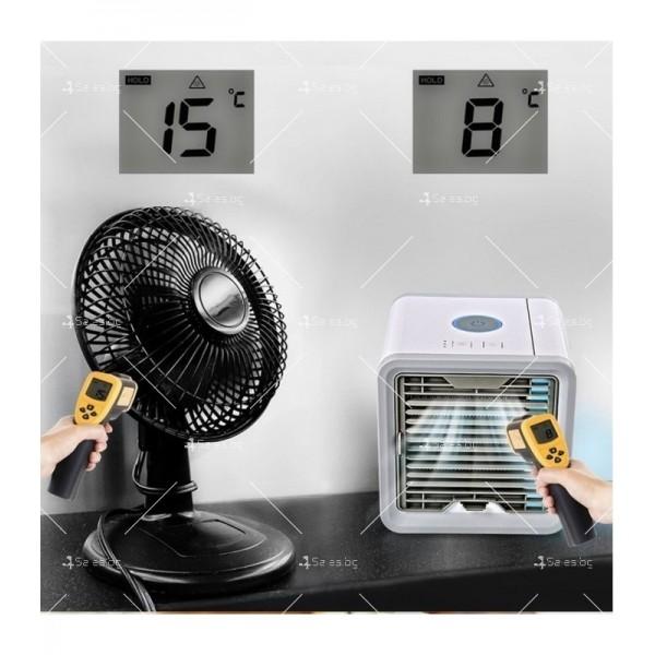 Преносим охладител за въздух с вода Арктик кулър 3 в 1 TV537 7