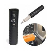Безжичен bluetooth аудио приемник/адаптер за кола