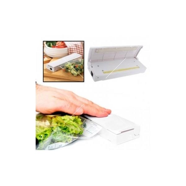 Машинка за вакуумиране на хранителни продукти TV159 8
