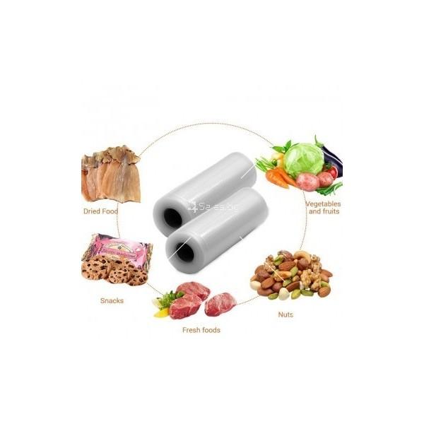 Машинка за вакуумиране на хранителни продукти TV159 9