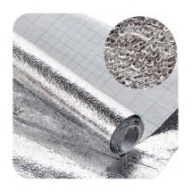 Самозалепващо алуминиево фолио за плот TV239A