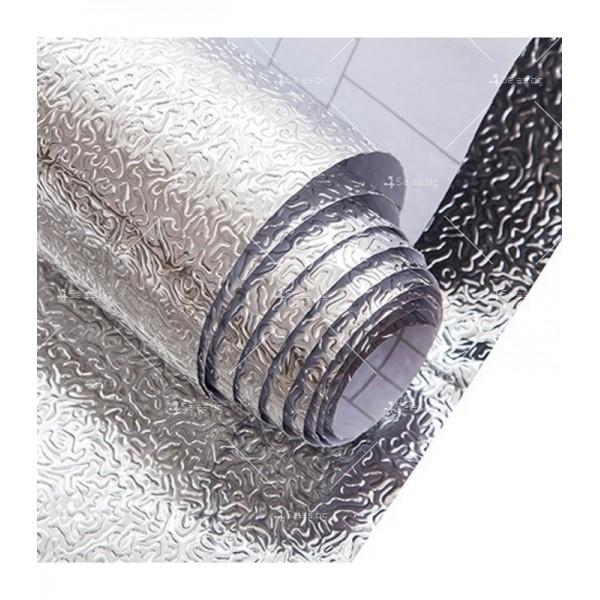 Самозалепващо алуминиево или цветно PVC фолио за плот TV239 8