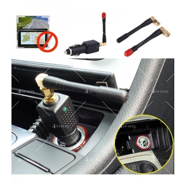 Заглушител за GPS сигнали подходящ за автомобили и камиони 2