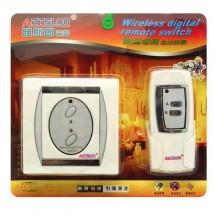 Ключ за осветление с дистанционно управление TV217