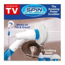 Електрическа четка за почистване на баня Spin scrubber TV250