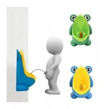 Писоар за деца под формата на жабка TV300