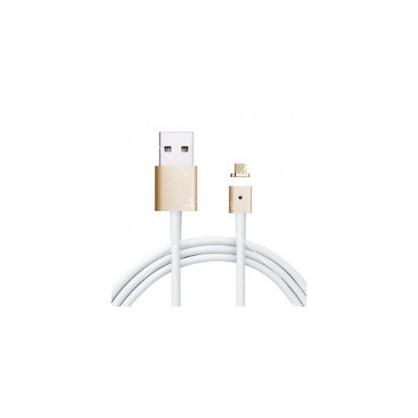 USB микро магнитен кабел за зареждане на телефон CA13