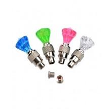 Капачки за вентили с разноцветни светлини – ДМ TV274