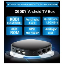 Смарт TV box Android Full HD 1080p 3D KODI – 758