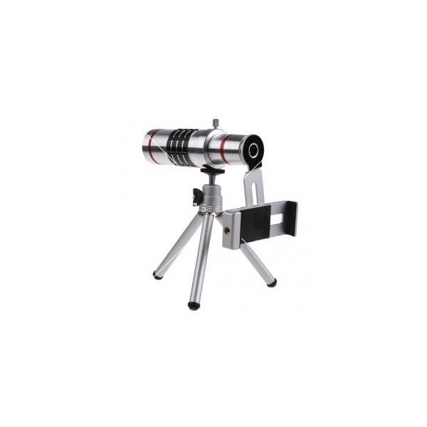 Универсален телескоп за телефон или таблет с увеличение 18х TV227 6