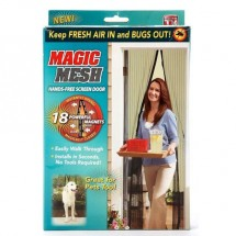 Мрежа против насекоми Magic Mesh с магнитно закопчаване TV204