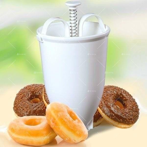 Уред - шприц за понички Donut Maker TV181 6