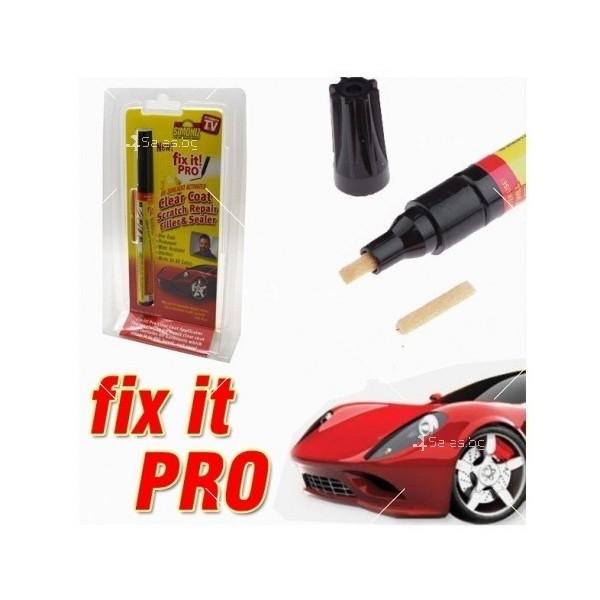 Заличител на драскотини Fix-it Pro - писалка TV196 6