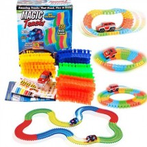 Magic Tracks Детска светеща писта 165 части TV224