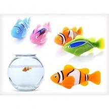 Плуваща рибка Robo Fish TV202