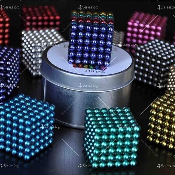 Комплект магнитни топчета за игра TV186