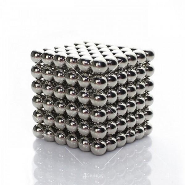 Комплект магнитни топчета за игра TV186 3