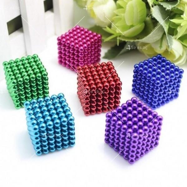 Комплект магнитни топчета за игра TV186 4