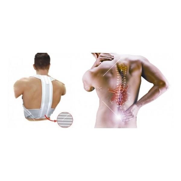 Еластичен колан за изправяне на гърба - медицински TV254 1