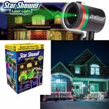 Лазерен прожектор за Коледна украса Star Shower TV257