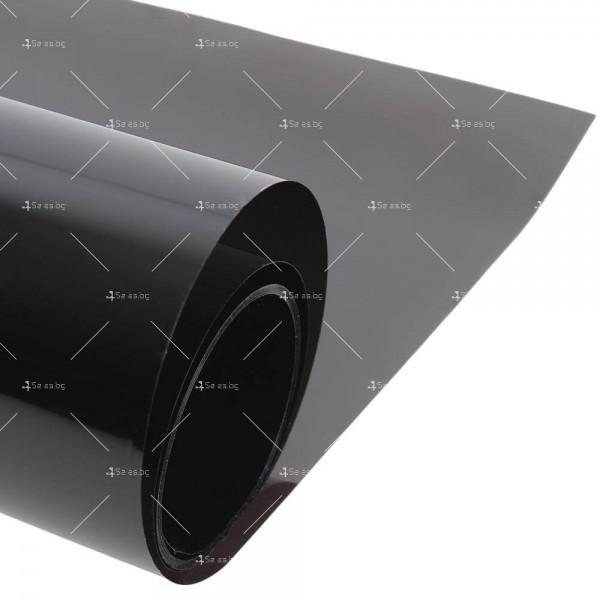 Фолио за затъмняване на стъкла с 15% пропускливост