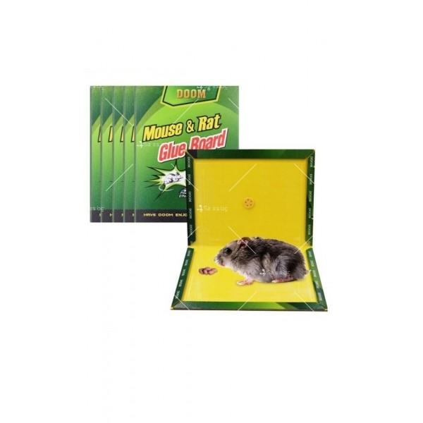 Капан с лепило за мишки и плъхове TV400 4
