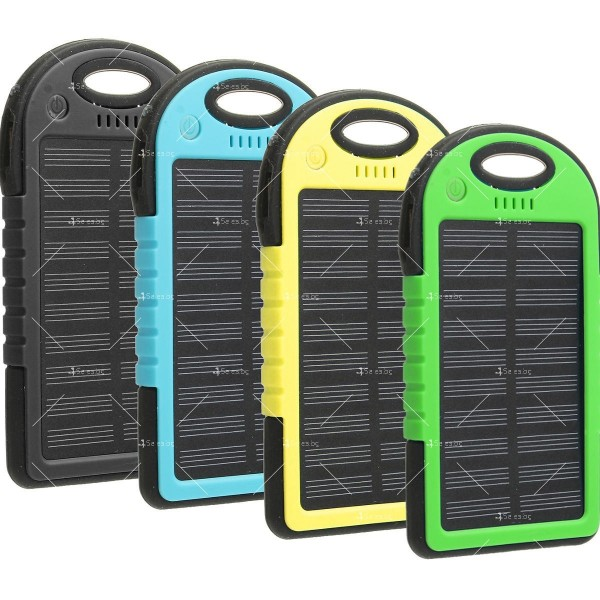 Solar Charger Водоустойчиво соларно зарядно 5000m TV160Ah 3