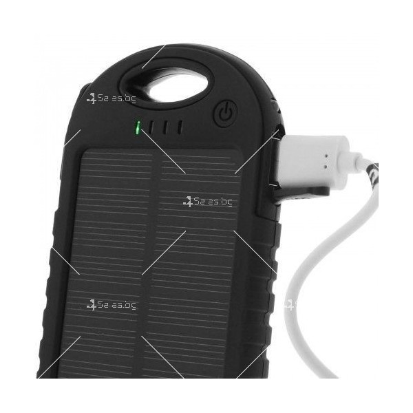 Solar Charger Водоустойчиво соларно зарядно 5000m TV160Ah 8